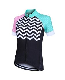 Zone 3 Coolmax Mesh Cycle Jersey Womens