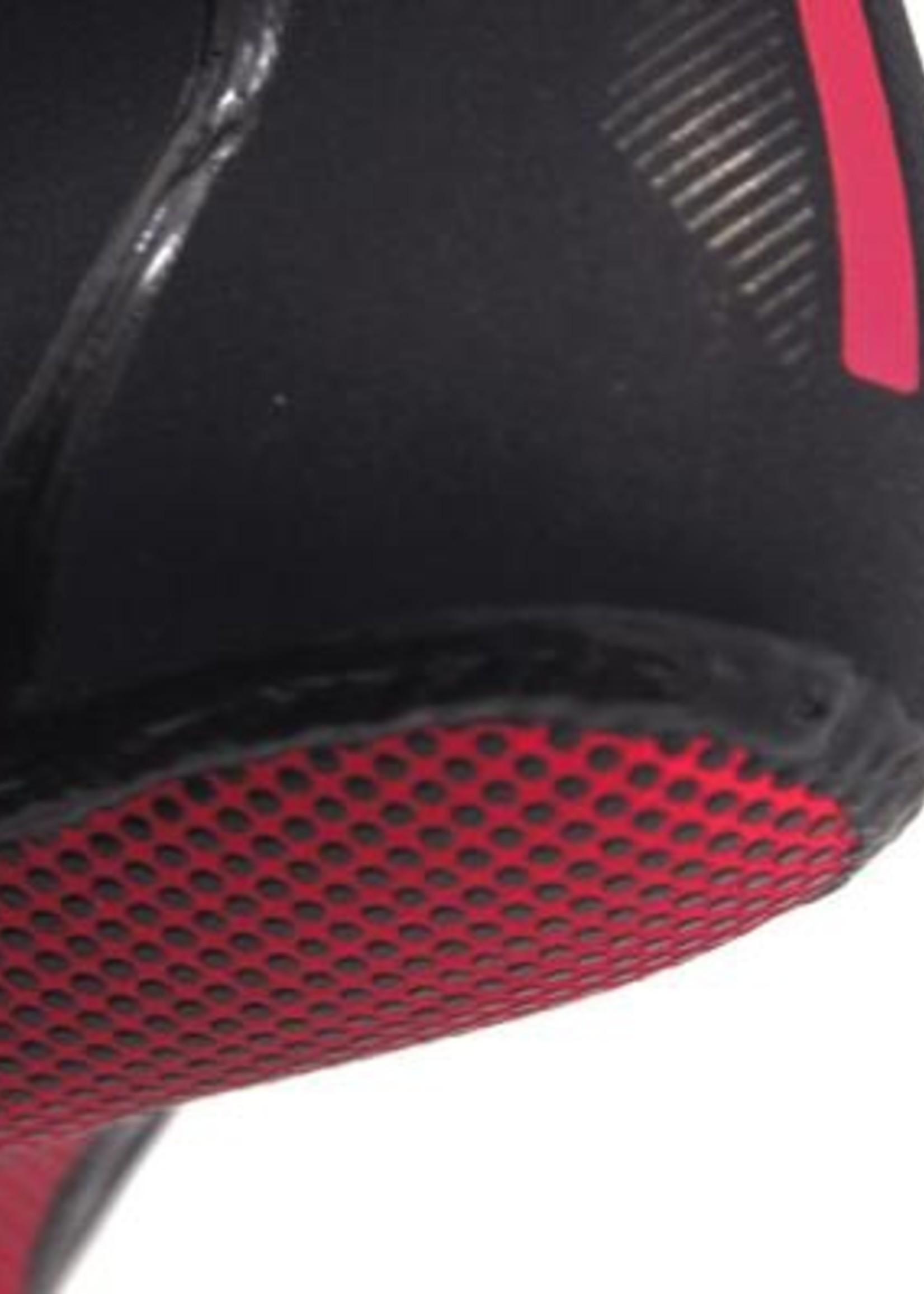 Zone 3 Zone 3 Neoprene Heat-Tech Swim  Socks Black /Red