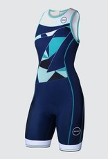 Zone 3 Lava Trisuit - Womens