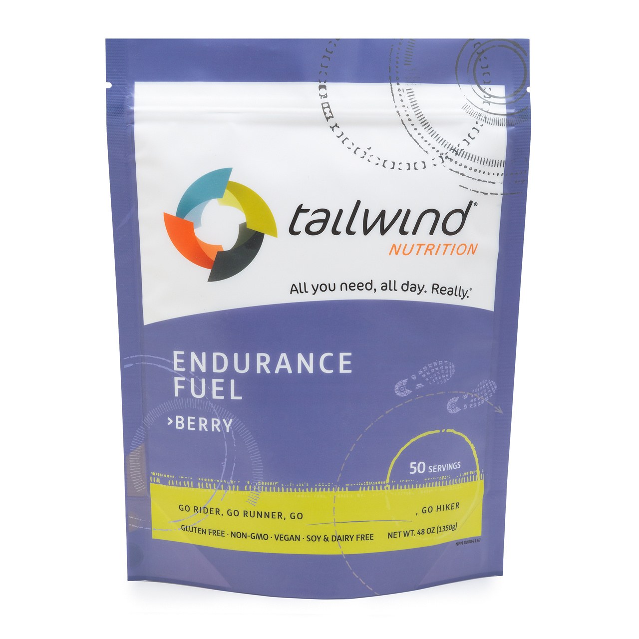 Tailwind Tailwind Endurance Fuel -  50 servings Berry