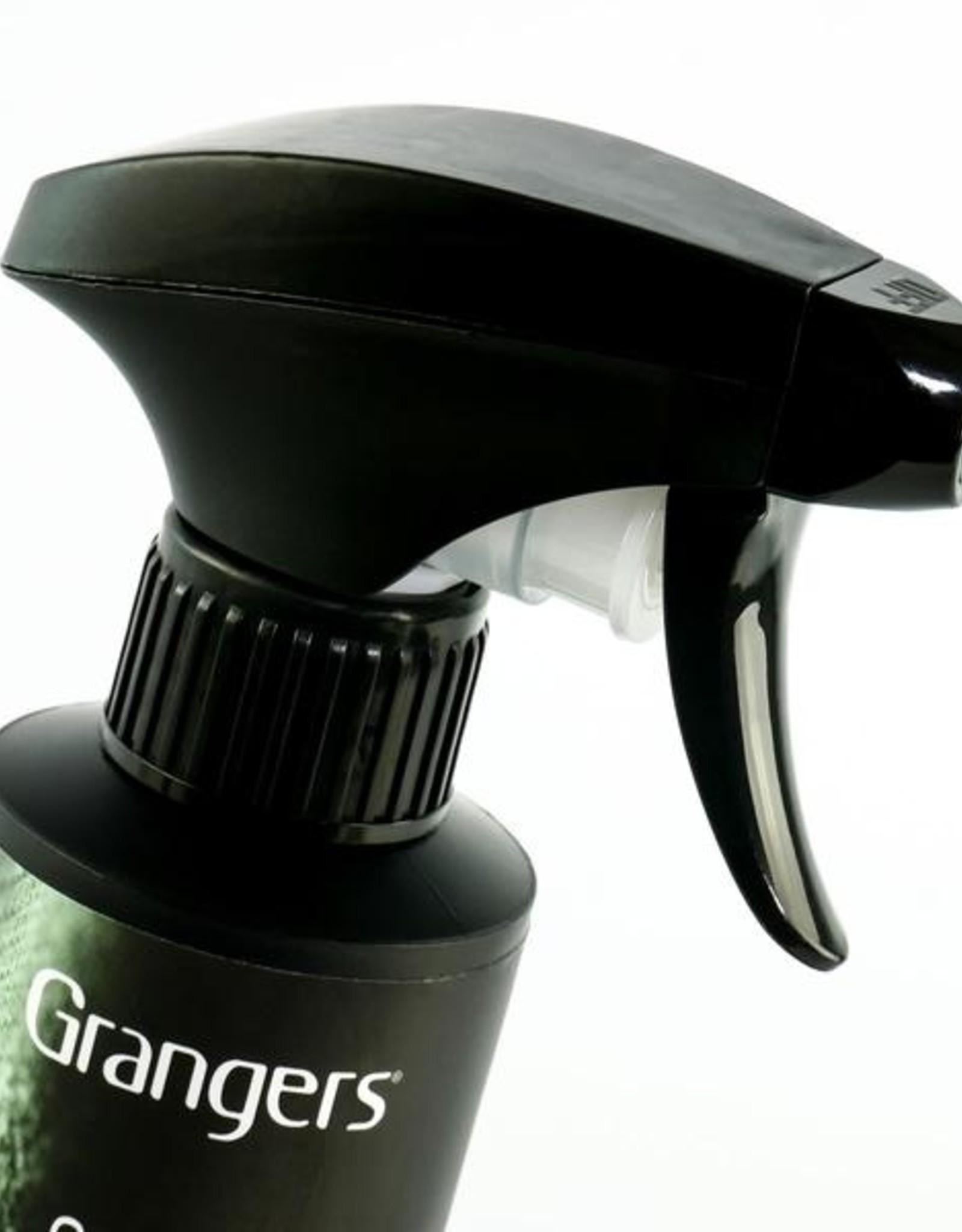 Grangers Footwear + Gear Cleaner