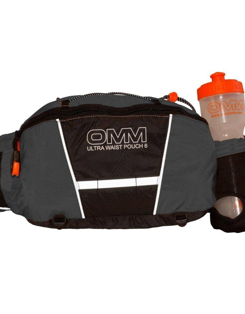 OMM OMM Ultra Waist Pouch 6L + 750ml Bottle