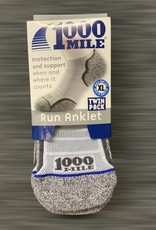 1000 mile 1000 Mile Anklet Mens Twin Pack