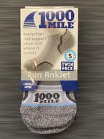1000 mile 1000 Mile Anklet Womens Twin Pack