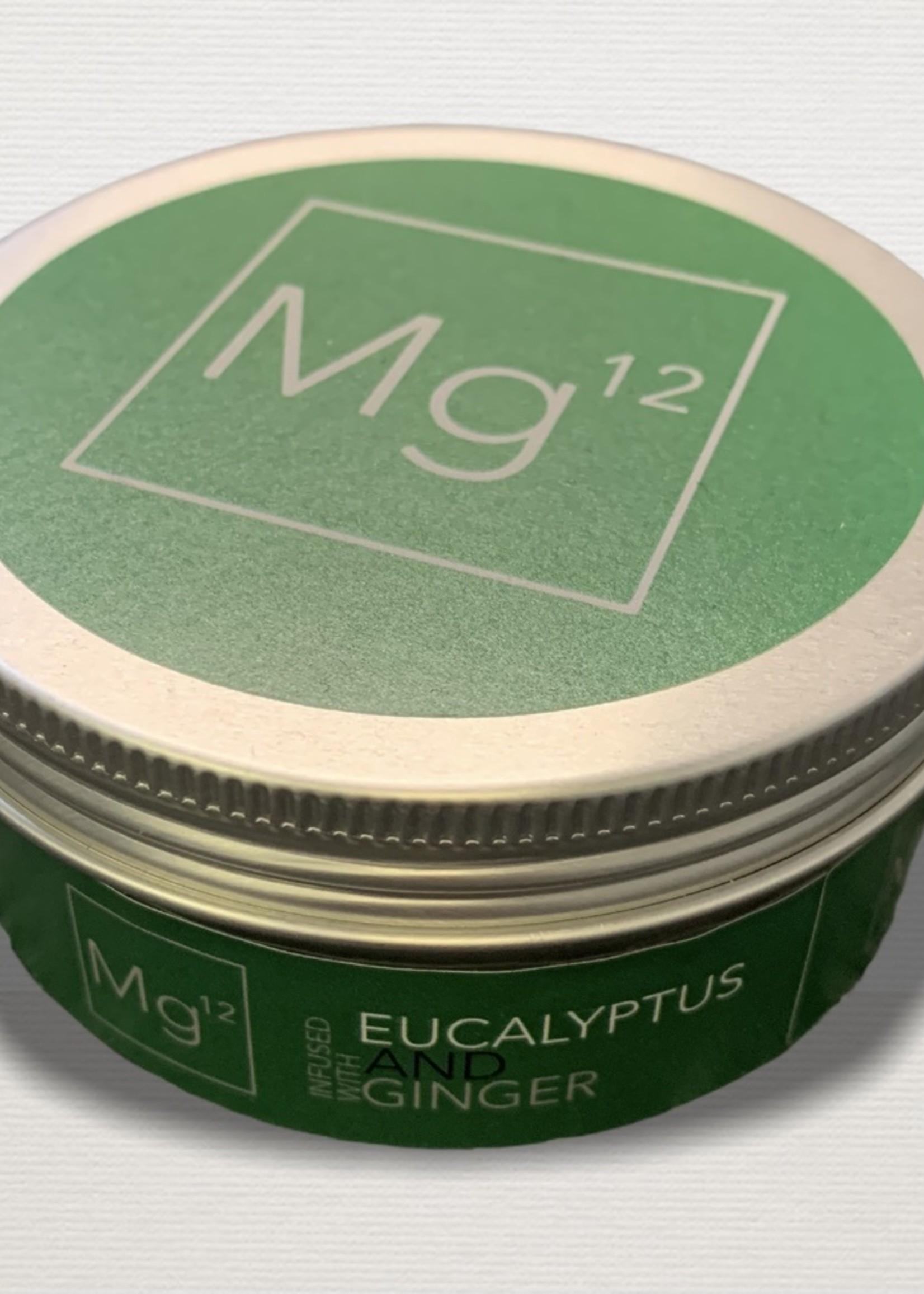 MG12 Mg12 Natural Magnesium - 150ml Gel