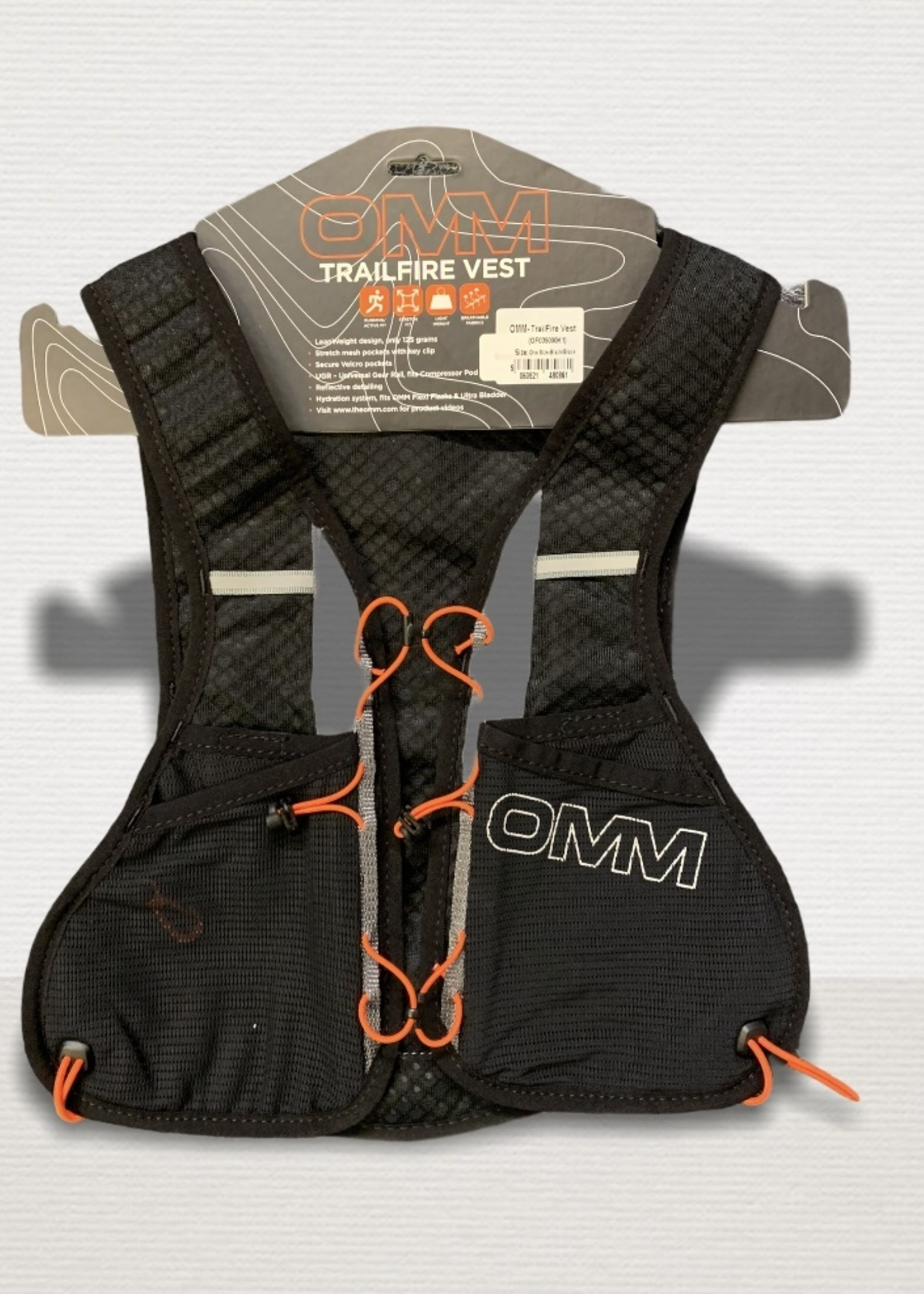 OMM OMM Trail Fire Vest