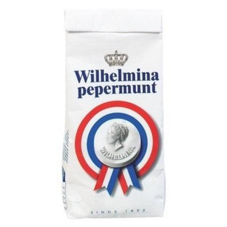 Wilhelmina Pepermunt Wilhelmina Pepermunt Zakje 200 Gram