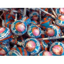 Mister Bubble Cola Kauwgom Lollie 8 Stuks