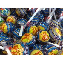 Chupa Chups - Lolly's Cola/Cola Lemon 8 Stuks