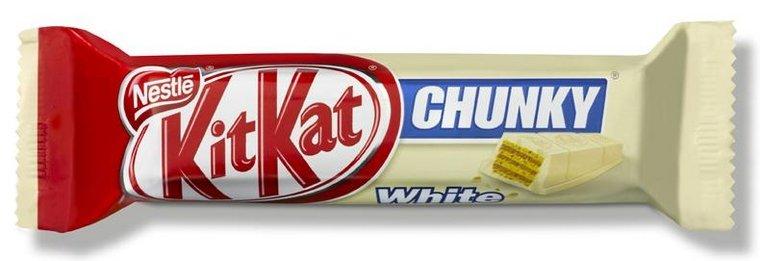 Kit Kat KitKat Chunky Wit 48 Gram