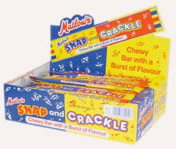 Swizzels Swizzels Snap and Crackle  3 stuks