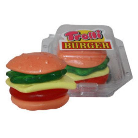 Trolli Trolli Maxi Snoep Burger 50 Gram