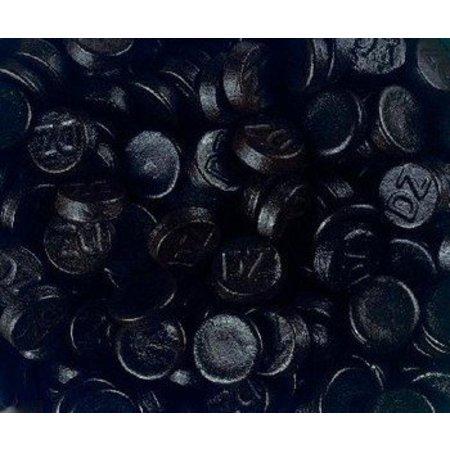 Venco Venco - Dubbel Zoute Drop Rondjes 250 Gram