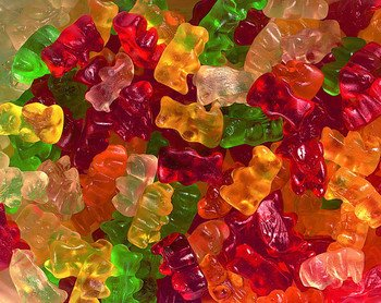 Astra Sweets Astra - Winegum Beertjes 250 Gram
