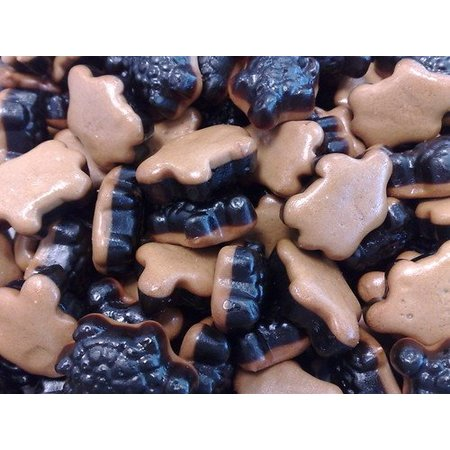 Astra Sweets Astra - Salmiak Schildpadden 250 Gram