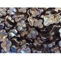 De Bron - Drop Klavertjes Suikervrij 200 Gram