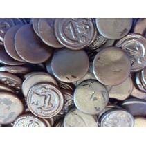 De Bron - Drop Munten Suikervrij 200 Gram