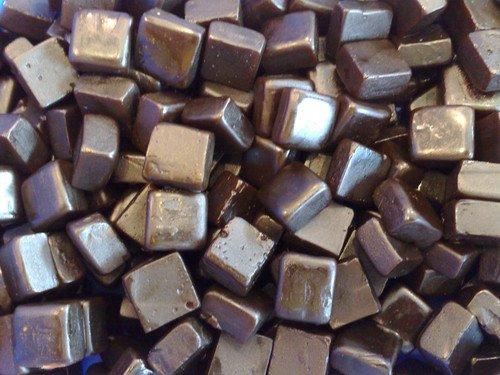 De Bron De Bron - Drop Kubusjes Suikervrij 200 Gram