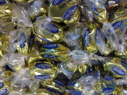 De Bron De Bron - Boterbabbelaars Suikervrij 200 Gram