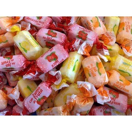 De Bron De Bron - Fruit Toffees Suikervrij 200 Gram
