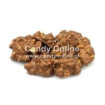 Pindarotsjes Melk Chocolade 200 Gram