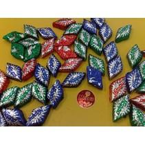 Nappo - Chocolade Nougat Klein 10 Stuks