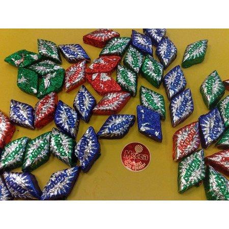 Nappo Nappo - Chocolade Nougat Klein 10 Stuks