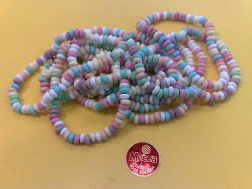 Candyman Candyman - Snoepkettingen 5 Stuks