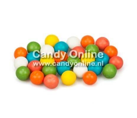 Overige Kauwgomballen Klein 1,4 Cm 250 Gram