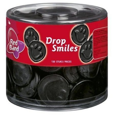 Red Band Red Band Drop Smiles 100 Stuks 1180 Gram