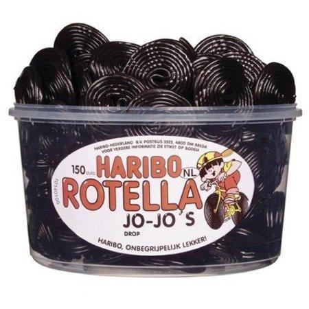 Haribo Haribo Silo Drop jo-jo's 150 Stuks 1500 Gram