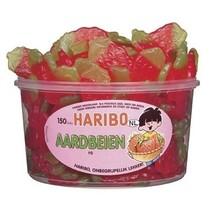 Haribo Silo Winegum Aardbeien 150 Stuks 1350 Gram
