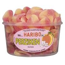 Haribo Silo Perziken 150 Stuks 1350 Gram