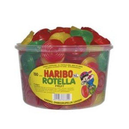 Haribo Haribo Silo Fruit jo jo's 150 Stuks 1350 Gram