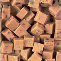 Lonka Fudge Rum/Rozijn 250 Gram