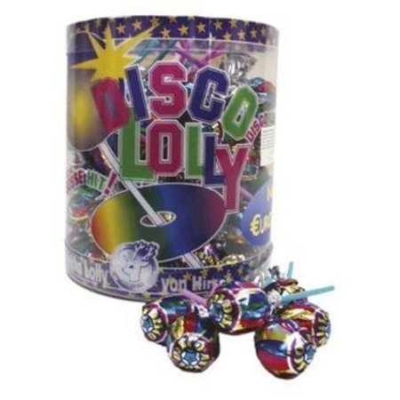 Hirsch - Disco Cola Lollies 100 Stuks