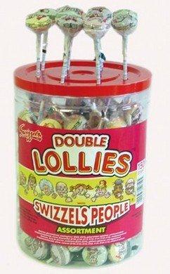 Swizzels Swizzels Dextro Lollies 100 Stuks