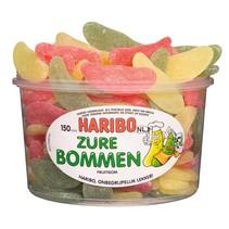 Haribo Silo Zure Bommen 150 Stuks 1350 Gram