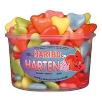 Haribo Silo Schuimharten 150 Stuks 1050 Gram