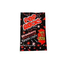 Zeta Pop Rocks Strawberry Knetter Snoep