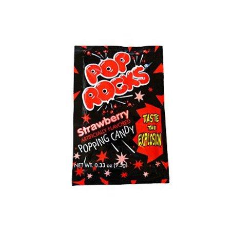 Overige Zeta Pop Rocks Strawberry Knetter Snoep