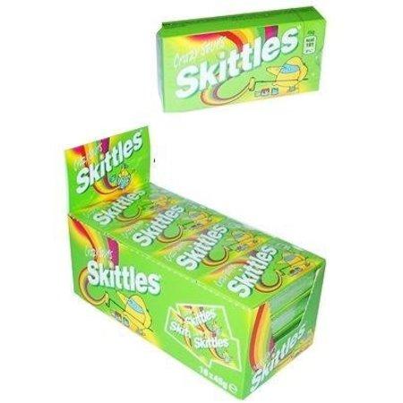 Skittles Skittles Sour 16 Stuks