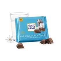Ritter Sport Alpenmelk 30% 100 Gram