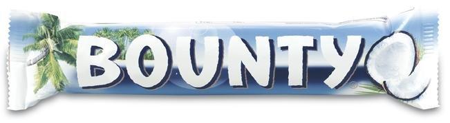 Bounty Bounty Melk 24 Stuks