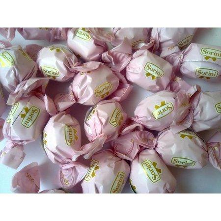 Overige Chocoladeballen Krokant Roze 20 Stuks