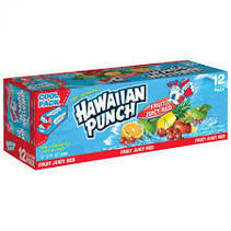 Hawaiian Punch 355ml 12 Blikjes