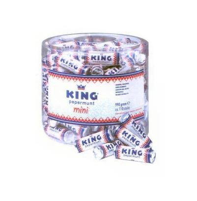 King King Pepermunt Mini 110 Stuks