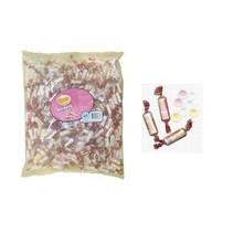Candyman Snipit Rolletjes Fruit Snoepjes 245 Stuks