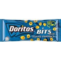 Doritos Bits Zeros Texas Paprika (blauw) 33 Gram 30 Stuks