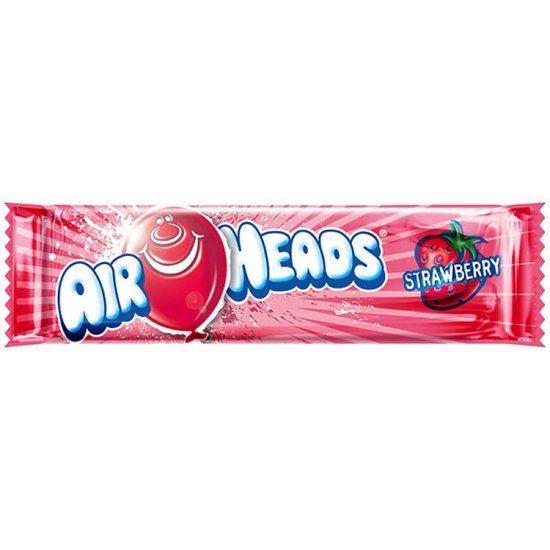 Airheads AirHeads - Strawberry 15,6 Gram